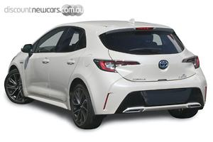 2020 Toyota Corolla ZR Hybrid Auto