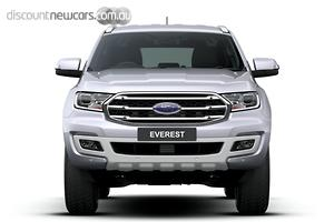 2020 Ford Everest Trend UA II Auto RWD MY20.25