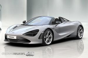 2019 McLaren 720S Performance Auto MY19