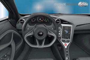 2019 McLaren 720S Luxury Auto MY19