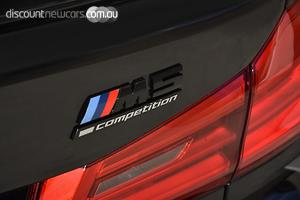 2020 BMW M5 Competition F90 Auto M xDrive