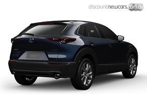 2020 Mazda CX-30 G25 Touring DM Series Auto i-ACTIV AWD