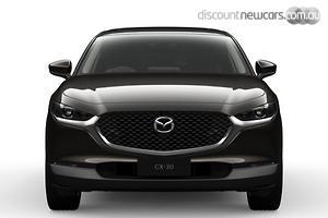2019 Mazda CX-30 G25 Astina DM Series Auto