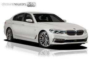 2020 BMW 5 Series 530d Luxury Line G30 Auto