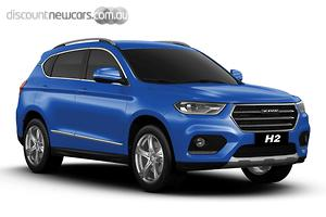 2019 Haval H2 LUX Auto 2WD MY20