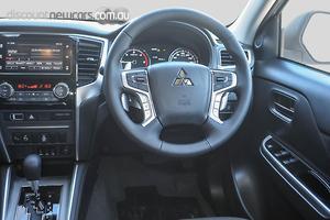 2020 Mitsubishi Triton GLS MR Auto 4x4 MY21 Double Cab