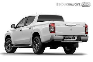 2020 Mitsubishi Triton GLX-R MR Manual 4x4 MY20 Double Cab