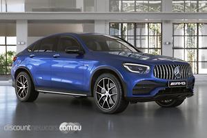 2020 Mercedes-Benz GLC-Class GLC43 AMG Auto 4MATIC