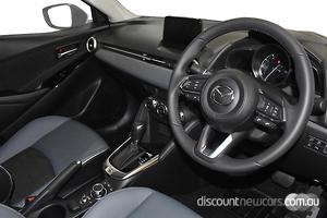 2021 Mazda 2 G15 GT DL Series Auto