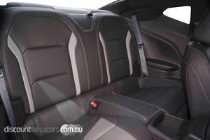 2019 Chevrolet Camaro 2SS Auto MY19