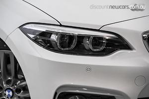 2021 BMW 2 Series 220i M Sport F23 LCI Auto