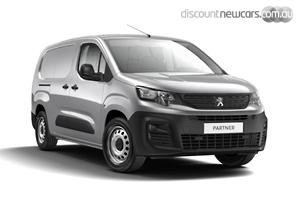 2020 Peugeot Partner 92 HDI LWB Manual MY20
