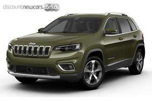 2020 Jeep Cherokee Limited Auto 4x4 MY20