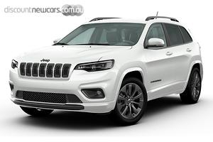 2020 Jeep Cherokee S-Limited Auto 4x4 MY20