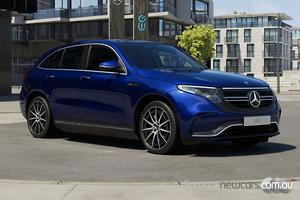 2020 Mercedes-Benz EQC EQC400 Electric Art Line Auto 4MATIC