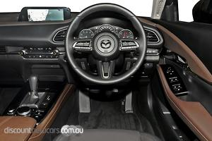 2020 Mazda CX-30 G20 Astina DM Series Auto