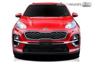 2020 Kia Sportage SX+ Auto AWD MY21