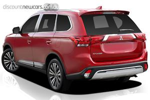 2020 Mitsubishi Outlander Exceed ZL Auto AWD MY20