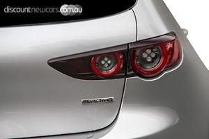 2020 Mazda 3 G20 Touring BP Series Manual