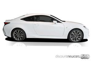 2020 Lexus RC RC350 F Sport Auto