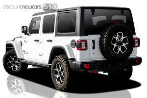 2020 Jeep Wrangler Unlimited Rubicon Auto 4x4 MY20