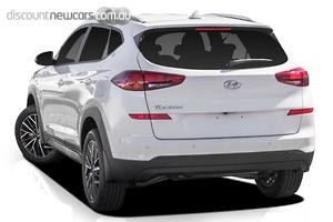 2020 Hyundai Tucson Active X Manual 2WD MY21