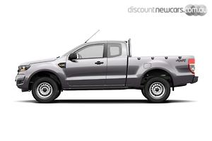 2020 Ford Ranger XL PX MkIII Auto 4x4 MY20.75 Super Cab