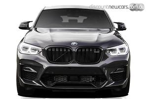 2021 BMW X4 M Competition F98 Auto M xDrive