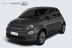 2020 Fiat 500C Lounge Auto