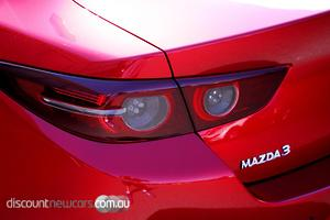 2020 Mazda 3 X20 Astina BP Series Manual