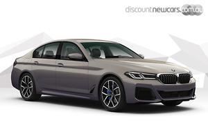 2021 BMW 5 Series 530e M Sport G30 LCI Auto
