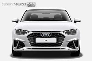 2021 Audi A4 35 TFSI S line Auto MY21
