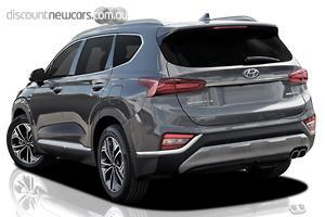 2020 Hyundai Santa Fe Highlander Auto 4x4 MY20