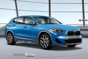 2021 BMW X2 sDrive20i M Sport X F39 Auto