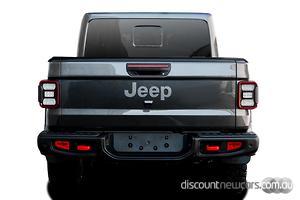 2020 Jeep Gladiator Rubicon Auto MY20 Dual Cab