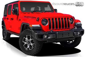 2020 Jeep Wrangler Unlimited Rubicon Auto 4x4 MY21