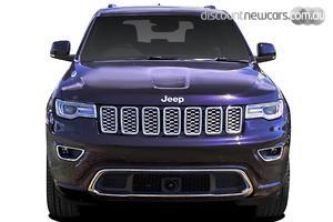 2020 Jeep Grand Cherokee Overland Auto 4x4 MY20