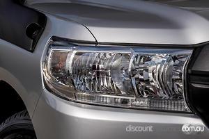 2021 Toyota Landcruiser GX Auto 4x4
