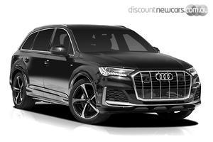 2020 Audi Q7 50 TDI S line Auto quattro MY20