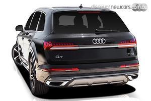 2021 Audi Q7 50 TDI S line Auto quattro MY21