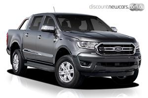 2020 Ford Ranger XLT PX MkIII Manual 4x4 MY20.75 Double Cab