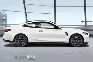 2021 BMW M4 G82 Manual