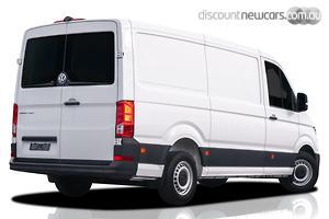 2021 Volkswagen Crafter 35 TDI340 SY1 Medium Wheelbase Auto FWD MY21