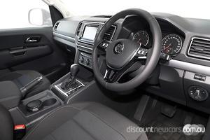 2021 Volkswagen Amarok TDI580 Highline 2H Auto 4MOTION Perm MY21 Dual Cab