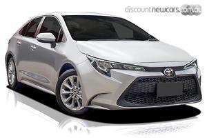2021 Toyota Corolla Ascent Sport Manual