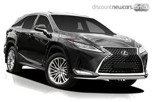 2021 Lexus RX RX350L Sports Luxury Auto 4x4