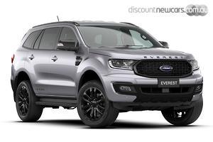 2021 Ford Everest Sport UA II Auto RWD MY21.25