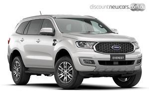 2021 Ford Everest Trend UA II Auto RWD MY21.25