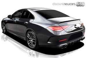 2021 Mercedes-Benz CLS-Class CLS53 AMG Auto 4MATIC+