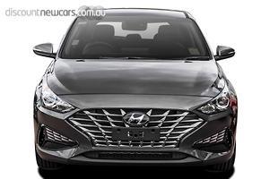2020 Hyundai i30 Elite Auto MY21